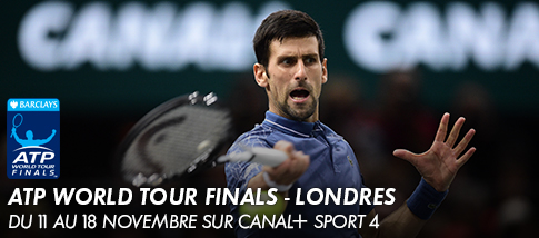 Tennis - ATP WORLD TOUR FINALS - LONDRES